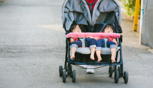 双子ベビーカーの選び方「種類と用途を考えて賢く選択しよう」